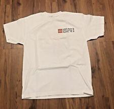 Austin Texas Lego T-Shirt Promo Grand Opening Store Barton Creek 2010 Size XL