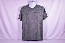 Men's Under Armour Heatgear Tech T- Shirt 2.0, Black
