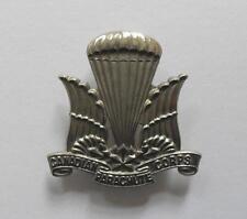 CANADIAN ARMY CAP BADGE. 1st. CANADIAN PARACHUTE BATTALION.