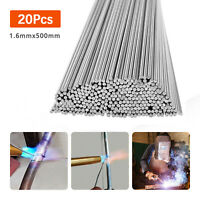 Low Temperature Aluminum Flux Cored Easy Melt Welding Wire Rod Tool 1.6mm x50cm