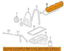 GM OEM-Engine Valve Cover 12582224