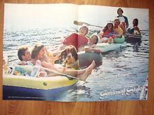 1979  Smirnoff Vodka Ad  Summer Cruise  Tubing
