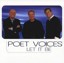 POET VOICES Let It Be 2005 CD SS New BUY 4=5TH 1 FREE