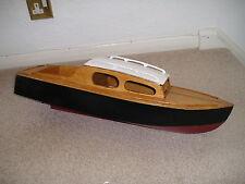 """""""SEA SCOUT"""" R/C Model Boat Plan + modèles + Instructions pour faire"""