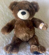 "Build A Bear Workshop Bearemy 15"" Plush Brown Teddy Bear"