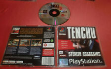 Playstation PS1 Tenchu Stealth Assassins [PAL (Fr)] PS One  *JRF*