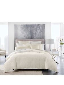Hotel Collection Artisan King Comforter Color Off White $500