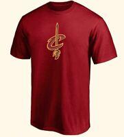 NBA Cleveland Cavaliers '47 Brand Dark Red Burgundy T-shirt Tee Size XL NWT