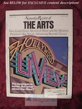 SATURDAY REVIEW ARTS March 1973 HOLLYWOOD FRANCOIS TRUFFAUT STANLEY KAUFFMANN