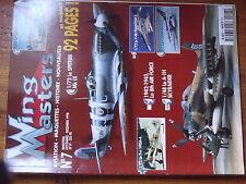 $$y Revue Wing Masters N°7 F.6 Lightning  Spitfire Mk IX  F-4B Phtantom II
