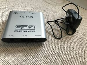 Ketron SD2 Synth Module Tiny Box With A Big Sound In Great Condition