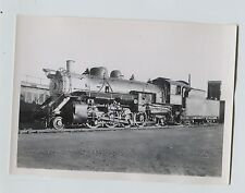 1940  5x7 Chicago Burlington & Quincy#5121 O-1a Engine Photo Council Bluffs Iowa