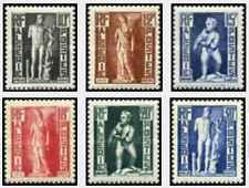 Timbres Arts Algérie 288/93 * lot 29054