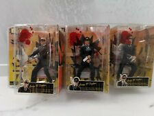 New listing Kill Bill Action Figures Set of 3 The Crazy 88 Fighters Bnib Quentin Tarantino
