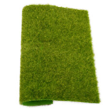 New Lawn Miniature Grass Fairy Garden Ornament Dollhouse Craft Decor 30x30x0.8cm