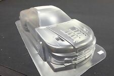 1/10 rc voiture 190mm lexan clear body shell Nissan GTR R34 XANAVI NIISMO wide-body