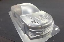 1/10 RC Car 190mm Lexan Clear Body Shell Nissan GTR R34 XANAVI NIISMO Wide-Body