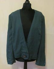 Vintage 1990's Ladies Green Irlinger Jacket/Blouse EU Size 46 - Gently Used