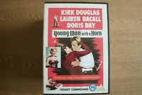 Young Man With A Horn  KIRK DOUGLAS (DVD) . FREE UK P+P ........................