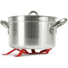 Silver Flammeur Top Qualité Dessous de Plat Hot Pot Pan Holder Stand Cuisine Peleg Design