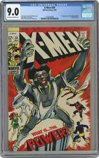 Uncanny X-Men (1963 1st Series) 56 CGC 9.0 Neal Adams