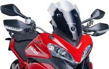 10-12 Ducati Multistrada 1200 Puig Racing Windscreen Clear  6273W