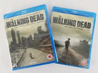 BRAND NEW & SEALED The Walking Dead The Complete First+Second Seasons Blu Ray FX