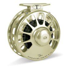 Tibor Signature 5-6 Fly Reel with Black Hub, free shipping* and $80 Gift Card
