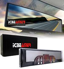 Universal Broadway 400MM Flat Clear Interior Clip On Rear View Mirror X484