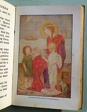 STORIES FOR THE EIGHT YEAR OLD LOUEY CHISHOLM antique children's colour plates