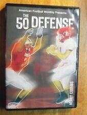 The 50 Defense by Kerry Coombs DVD, Football Coaching