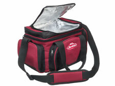 Berkley System Bag L - with Cooling Compartment, 4 Boxes - Red-Black, Fishing