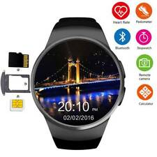 Bluetooth Wrist Smart Watch Sweatproof for Men Women Android IOS Cell Phones