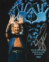 Diamond Dallas Page ( WWF WWE ) Autographed Signed 8x10 Photo REPRINT