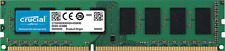 Crucial 8GB DDR3L 1600MHz 240 Pin CL11 UDIMM CT102464BD160B Brand New