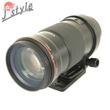 [EXC] Canon EF 180mm f/3.5 L USM AF Telephoto Prime Lens for EF Mount from Japan