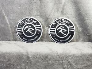 Floyd Rose 2 Sticker Set<>ORIGINAL<>GENUINE