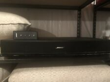 New listing Bose Solo Tv Sound System in Black ~ Model 410376, With Remote & Power Cord