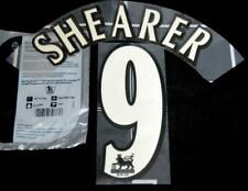 Official Newcastle  Shearer 9 Football Shirt name/number 1997/07 Sporting ID