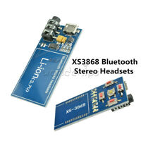XS3868 Bluetooth 2.0 Stereo Headsets Shield Module for XS3868 Stereo Headphones