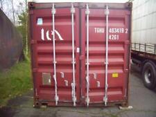 Lagercontainer, Container, Seecontainer, 40´, 40 Fuß mieten, zu vermieten
