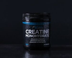 FOCAL NUTRITION 100% PURE CREATINE MONOHYDRATE 300G *Pharmaceutical Grade*
