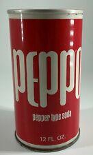 Vintage, 1960's,  Peppo (pre-Mr. PiBB), Soda Can, West Memphis Ark.,12 Oz
