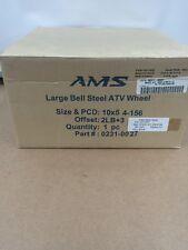 AMS Steel Atv Rim 10x5 0231-0027