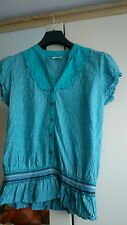 George Blue Womens Top Size 16