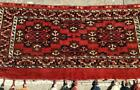 OLD Hand Woven LARGE YOMUD TORBA Middle Eastern Bag FINE DETAILED DESIGN