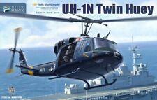 Kitty Hawk 1/48 Bell UH-1N Twin Huey # 80158