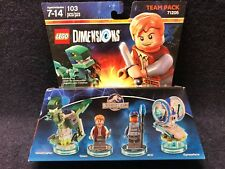 LEGO Dimensions Jurassic World Team Pack (71205) with Same Day Shipping