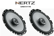 "HERTZ ONU X170 6,75 "" 17cm 2-ways Car Audio Coassiale Altoparlanti 200W"