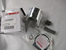 Suzuki TM400 TS400  NEW  1st  over piston and ring set 1971-1977 (.50) Wiseco